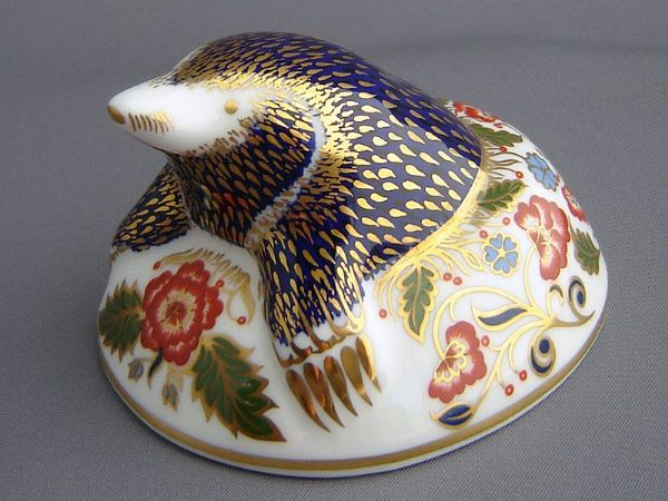Crown Derby Mole
